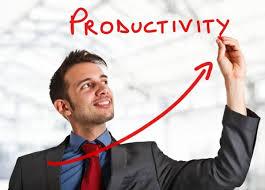 productivity up